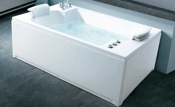 Premium Double Massage Bathtub KL